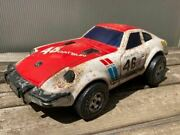 Made By Ichiko Things At The Time Rare Datsun Nissan Fair Lady 280 Bre Tinplate