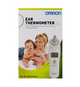 Omron Th839s Ear Thermometer Measurements For Adults, Infants And Young Children