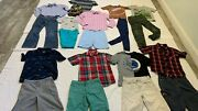 Boys Lot/ 20 Size 10/12 Spring Summer Clothing Outfits Everyday Wear, Place+++