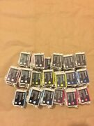 143 Empty Ink Cartridges Epson T079 Black And Color Ink Cartridges Empty/used/oem