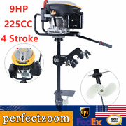 9hp Outboard Motor Boat Engine 4stroke Fishing Boat Engine Air Cooling System