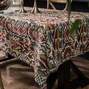 Decorative Tablecloth Bohemia Table Cloths Dining Table Cover Nordic Tapete Home