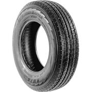 4 Tires Rubbermaster Rm76 St 185/80r13 Load C 6 Ply Trailer