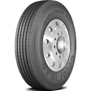 4 Goodyear Marathon Rss 295/75r22.5 Load G 14 Ply All Position Commercial Tires