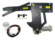 1973-1979 Nova 2dr Front Doors Power Window Kit With Ftfg Switches For Console