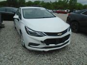 Front Clip With Led Daytime Running Lamps Opt T3s Fits 16-18 Cruze 586513