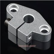 4x 8mm Shf8 Linear Rod Rail Shaft Support For Cnc Router Mill Machine Diy