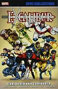 Excalibur Epic Collection Curiouser And Curiouser By Dutter Barry Book The