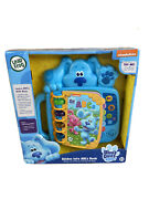 Leapfrog Blues Clues And You Skidoo Into Abcs Book For Kids Blue Nickelodeon