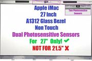 For Apple 810-3557 Imac A1312 27inch Front Glass Panel Mid 2011 To Mid 2012