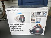 Dyson Big Ball Iron Yellow Multi Floor Canister Vacuum Cleaner
