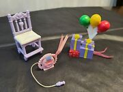 Fisher Price Loving Family Sweet Sounds Dollhouse Interactive Accessories