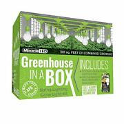 Miracle Led Almost Free Energy Greenhouse In A Box Grow Light Kit For Indoor ...