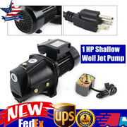 1 Hp Automatic Self-priming Well Jet Pump For Commercial And Agricultural 750w