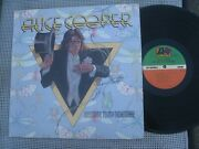 Alice Cooper Welcome To My Nightmare Sd 19157 Lp