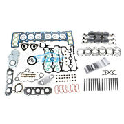 3.0t Gaskets And Piston And Bolt Kit Fit For Vw Touareg Audi A6 A8 Q7 06e103149ag