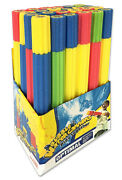 Oodles Of Noodles Foam Noodle Water Squirter Large 22 Inch Soaker 24 Pack -