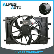 Radiator Cooling Fan Assembly For 2010-11 Mercury Milan 2011-12 Lincoln Mkz