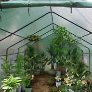 Greenhouse Plant Gardening Walk-in Green House Growing Tent Portable Heavy Duty