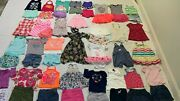 Huge Girls Lot/51 Size 2t 18-24m Summer Clothing Outfits Everyday Circo+++