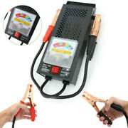 Battery Load Tester 100 Amp Load Type 6v And 12v Mechanics Car Truck Auto Repair