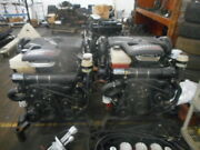 Complete Dual Mercruiser 496 Ho 420hp Marine Engine Package With Smart Craft