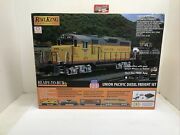 Mth 30-4250-1 Union Pacific Gp-20 Diesel R-t-r Freight Set W/ps3