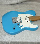 In Stock 2021 Charvel Pro-mod So-cal Style 2 24 Hh Ht Cm Robin's Egg Blue