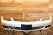 06-08 Mercedes W219 Cls500 Cls550 Front Bumper Cover Assembly Base W/ Fog Light