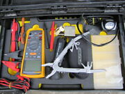 Snap-on Tool Kit 8 Drawer. Electrical Repairs Army Aircraftletk.118pc Full Kit
