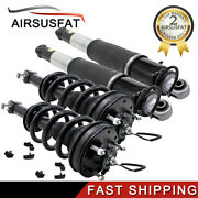 4pcs For Chevy Tahoe Suburban Magnetic Front+rear Shock Absorber Assys 84176631