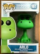 Funko Pop The Good Dinosaur Arlo 161 Good Condition With A Few Flaws