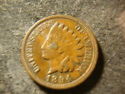 1894 Xf Details Indian Head Cent Nice Coin Nox