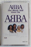 Abba - The Music Still Goes On 1996 South African Cassette Budc 1010
