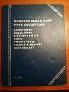 Newfoundland Coin Type Collection Outstanding Collection In Whitman Folder
