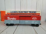 Lionel Electric Trains Nyc New York Central Pacemaker Freight Box Car 6-9469