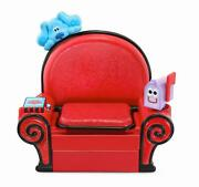 Leapfrog Blues Clues And You Interactive Fun Play And Learn Kids Red Thinking Chair