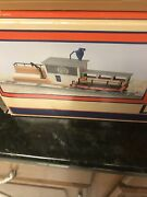 Lionel Sawmill 24147 Accessory In Box Tested Complete