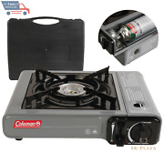 Portable Camping Stove Burner Butane Gas Tabletop Outdoor Picnic Cooking Grill