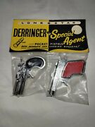 Lone Star Special Agent + Derring Miniature Toy Cap Made In England Super Rare