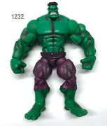 Marvel Legends Incredible Hulk Exclusive Toys R Us Hasbro 2010 Complete