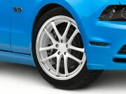 Rovos Cape Town Wheel In Satin Silver 20x8.5 Fits All Ford Mustang 2010-2014