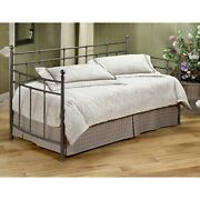 Providence Daybed Antique Bronze 77w X 39.25d X 42h