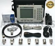 Anritsu S331d Site Master Cable And Antenna Analyzer Sitemaster S331