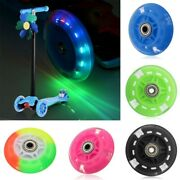 80mm Wheel Accessories Bearing Car Flash Mini Toy Flashing For Scooter
