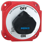 Perko 9703dp Heavy Duty Battery Disconnect Switch Off - On