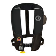 Mustang Survival Md3184/02-bk Mustang Hit Inflatable Pfd Automatic W/harness ...