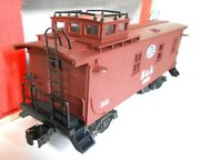 Lionel New York Central Boston And Albany Lighted Caboose. N/box 3 Pictures