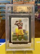 2005 Topps Black Aaron Rodgers 431 Bgs 9.5 Gem Mint Rookie Rc Packers