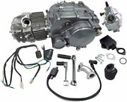Lifan 150cc Manual Engine Motor Kit And Wiring For Pitbike Crf50 Z50 Apollo Rfz125